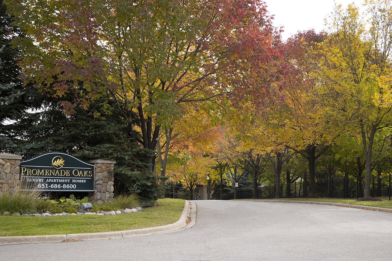 FALL in love with the gorgeous community at Promenade Oaks, Apartments in Eagan MN