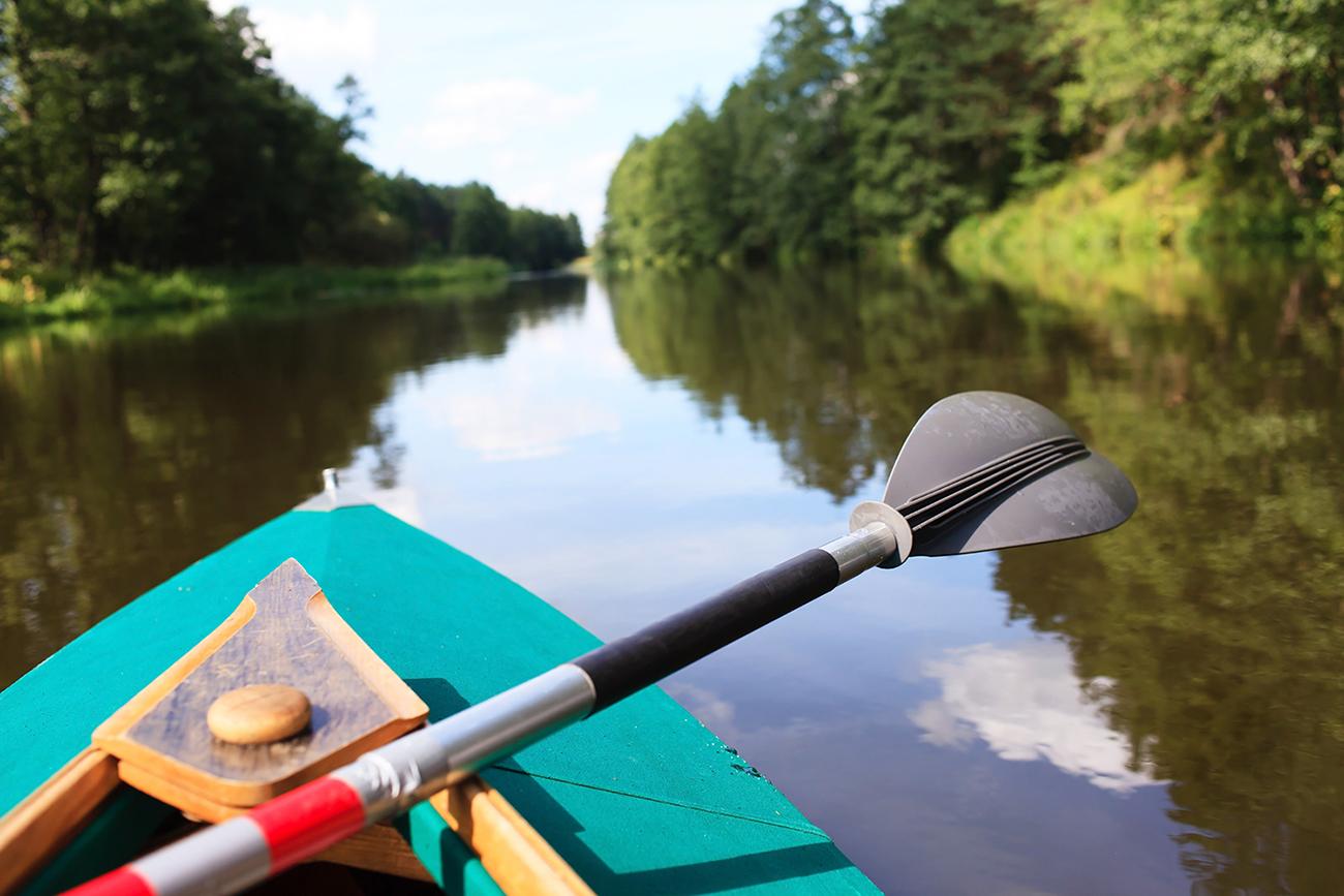 Amid Eagan's 200 lakes and wetlands!