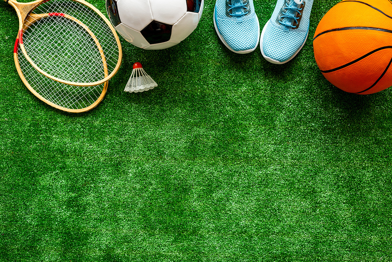Stop by the Rental Office to check out equipment to enjoy around the community! We have soccer balls, basketballs, volleyballs and badminton equipment!